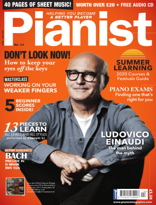 Pianist Magazine Pianist 113