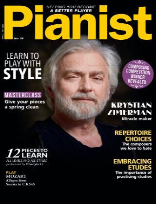 Pianist Magazine Issue 119