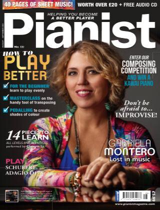 Pianist Magazine No 121