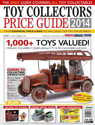 Toy Collectors Price Guide Price Guide 2014