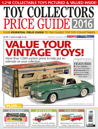 Toy Collectors Price Guide #3