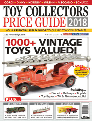 Toy Collectors Price Guide #5
