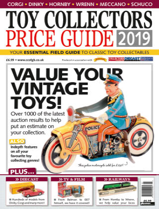 Toy Collectors Price Guide #6