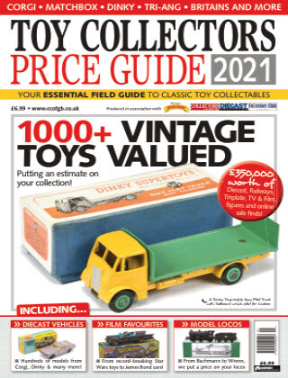 Toy Collectors Price Guide #8