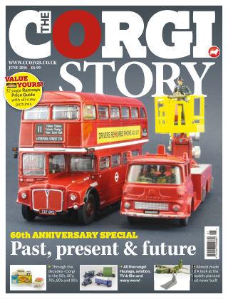 Diecast Model Special Editions A Corgi Story