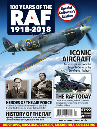 Aviation and the RAF 100 Years Of The RAF