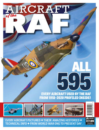 Aviation and the RAF Aircraft Of The RAF