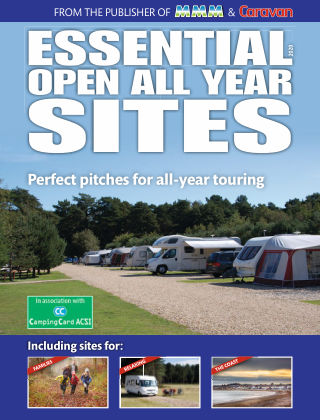 Out & About Live Special Issues Open All Year Sites