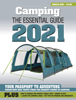 The Essential Camping Guide 2021