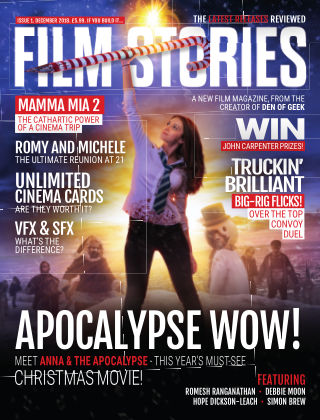 Film Stories Magazine Issue 1