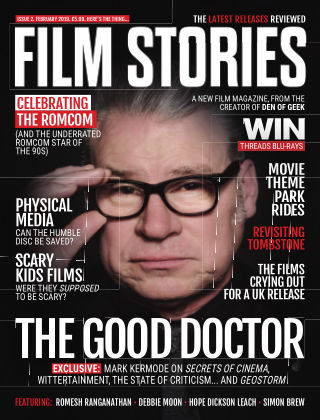 Film Stories Magazine Issue 2