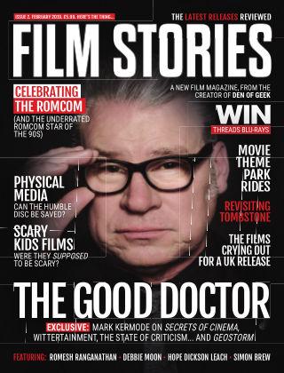 Film Stories magazine Issue 2
