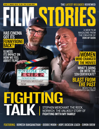 Film Stories Magazine Issue 3