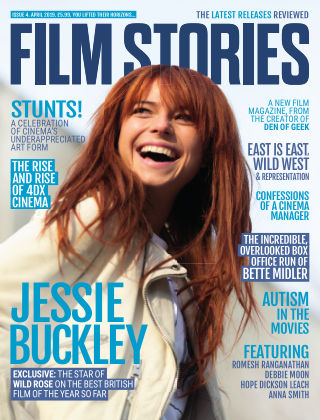 Film Stories Magazine Issue 4