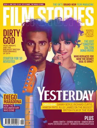 Film Stories magazine Issue 6