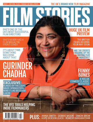 Film Stories Magazine Issue 7