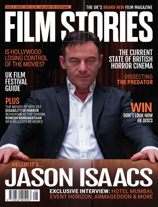 Film Stories Magazine Issue 8