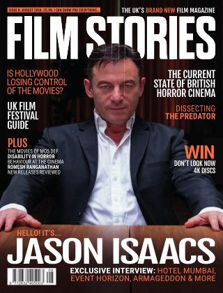 Film Stories magazine Issue 8