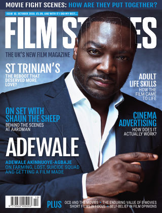 Film Stories Magazine Issue 10