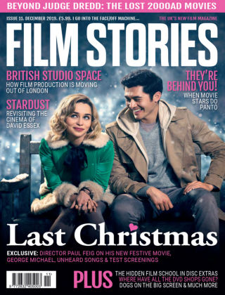 Film Stories Magazine Issue 11