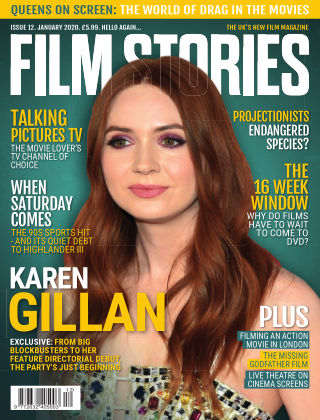 Film Stories Magazine Issue 12