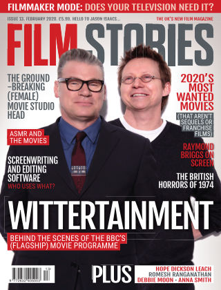 Film Stories Magazine Issue 13