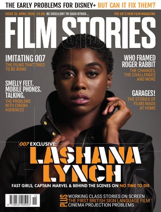 Film Stories Magazine Issue 15