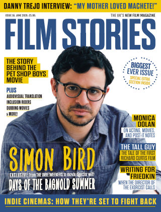 Film Stories Magazine Issue 16