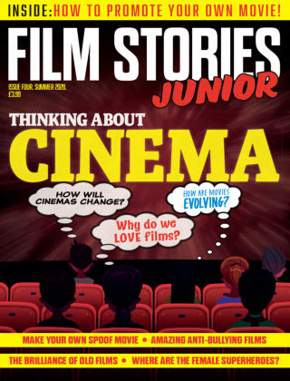 Film Stories Junior Issue 4