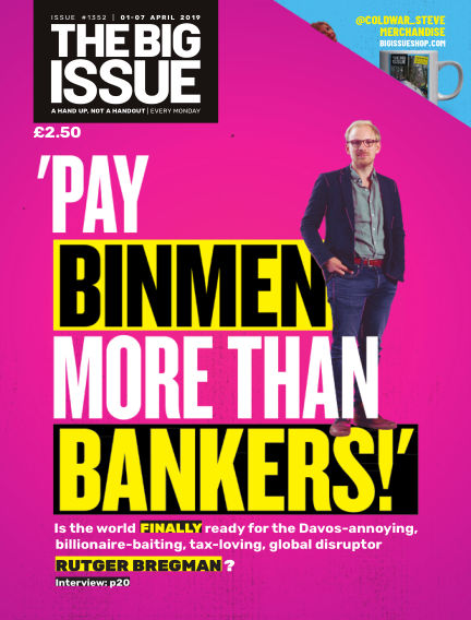 The Big Issue April 01, 2019 00:00