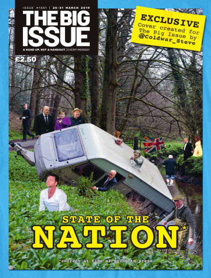 The Big Issue March 25, 2019 00:00