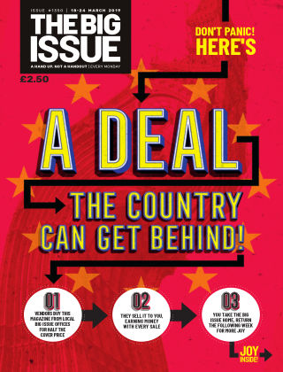 The Big Issue Issue1350
