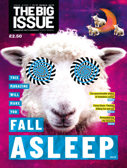 The Big Issue March 11, 2019 00:00