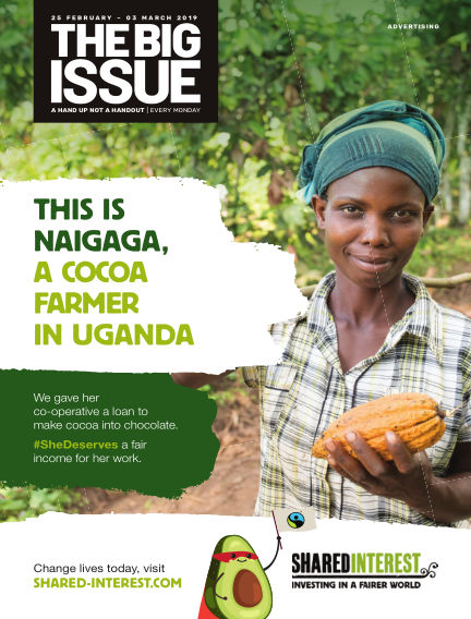 The Big Issue February 25, 2019 00:00
