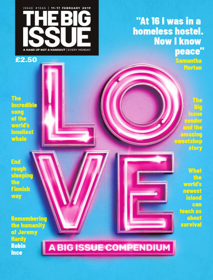 The Big Issue February 11, 2019 00:00