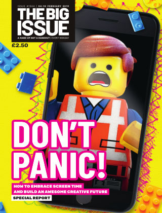 The Big Issue Issue1344