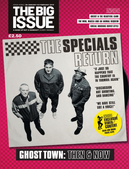 The Big Issue January 28, 2019 00:00