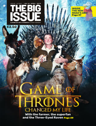 The Big Issue Issue1353