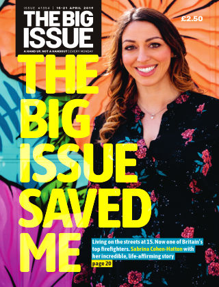 The Big Issue Issue1354