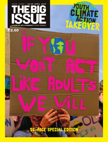 The Big Issue April 22, 2019 00:00