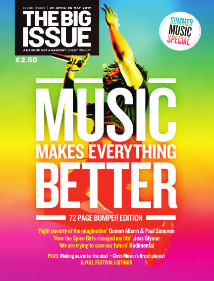 The Big Issue April 29, 2019 00:00