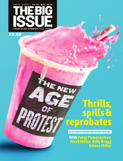The Big Issue May 20, 2019 00:00