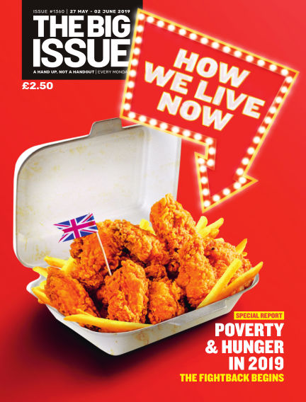 The Big Issue May 27, 2019 00:00