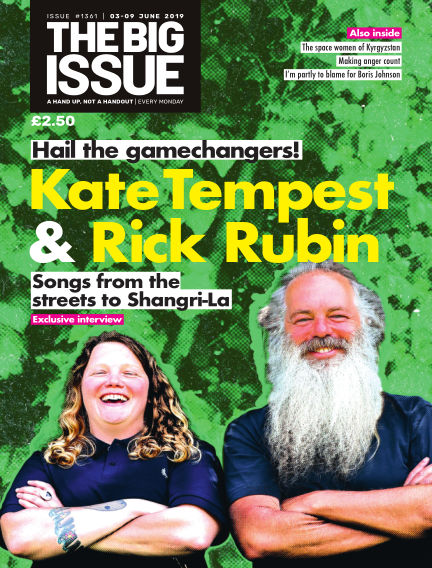 The Big Issue June 03, 2019 00:00