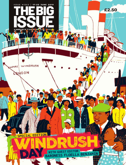 The Big Issue June 17, 2019 00:00