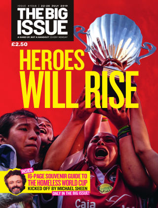 The Big Issue Issue1368