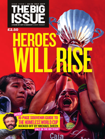 The Big Issue July 22, 2019 00:00