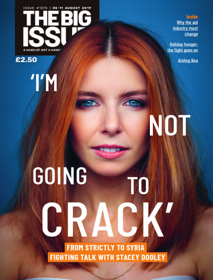 The Big Issue August 05, 2019 00:00