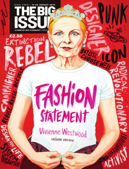 The Big Issue August 19, 2019 00:00