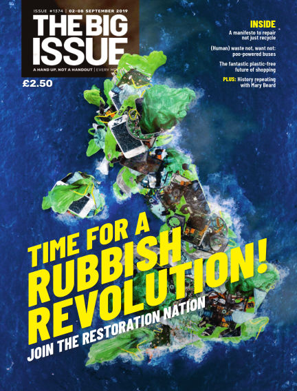 The Big Issue September 02, 2019 00:00